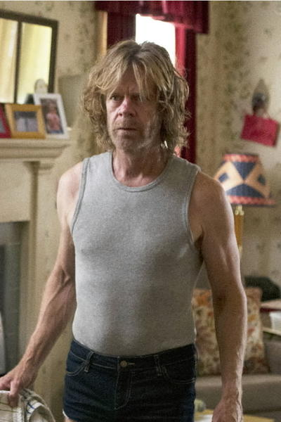 "William H. Macy in a scene from Season 3 of ""Shameless."""