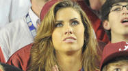 ESPN has apologized for Brent Musburger's comments about Katherine Webb during the BCS national championship game between Alabama and Notre Dame, even though the beauty queen apparently did not find his words offensive.