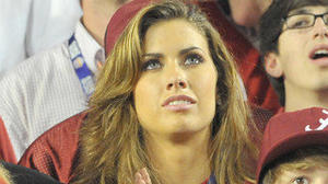 Katherine Webb on responds to Musburger, ESPN and Dockett's tweet
