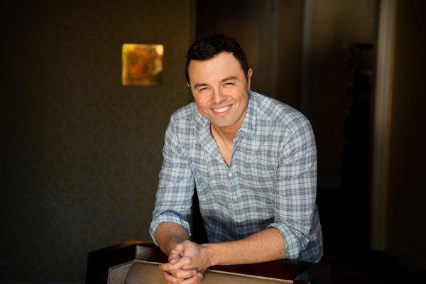 Seth MacFarlane will help announce the Oscar nominations today and host the show on Feb. 24.