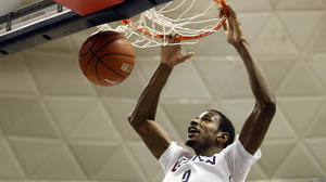 New Rebounding Strategy Pays Off For UConn