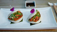 Two Asian restaurants with impressive credentials opened exactly one day apart: Embeya, a West Loop Vietnamese restaurant made its debut Sept. 11; and Jellyfish, a Gold Coast pan-Asian opened on the 12th. They're ideal for their neighborhoods; Embeya offers chef-driven focus, and Jellyfish is such a party-ready, eye-candy spot, it ought to be wearing heels.