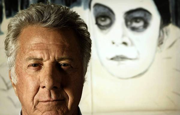"Dustin Hoffman, 75, is making his directorial debutwith ""Quartet."""