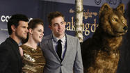 'Twilight' tops Razzie nominations