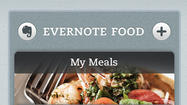 "<a href=""https://evernote.com/evernote/"">Evernote</a> is an app I use every day — on my desktop, my <span class=""runtimeTopic"">iPad</span> and <span class=""runtimeTopic"">iPhone</span>. A great method for collecting information (sites, photos, ideas, notes, articles) on the fly with the complete confidence that you'll be able to find them again."