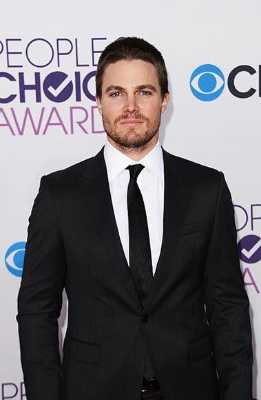 People's Choice Awards 2013: The Red Carpet: Stephen Amell