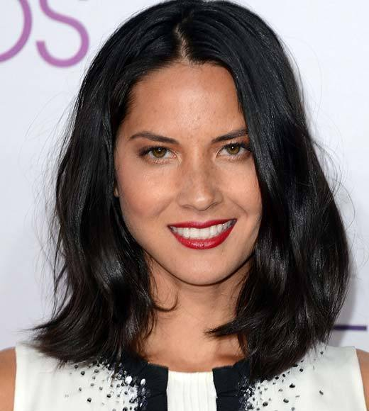 People's Choice Awards 2013: The Red Carpet: Olivia Munn