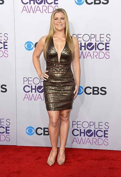 People's Choice Awards 2013: The Red Carpet: Alison Sweeney