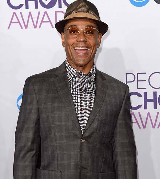 People's Choice Awards 2013: The Red Carpet: Giancarolo Esposito