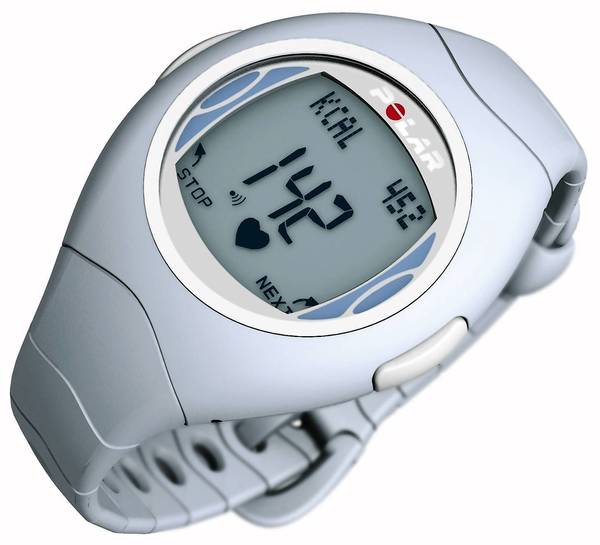 "Instead of: The heart rate monitor on a large fitness machine<br /><br />Use: A heart rate monitor on your watch ($80 Polar F4 heart rate monitor at <a href=""http://www.amazon.com/"">amazon.com</a>).<br /><br />Size: A watch and a strap to wear around your torso.<br /><br />Expert says: Recent studies have found that the heart rate monitors and calorie counters on large machines such as treadmills aren't accurate, with some overestimating your stats by up to 42 percent. Since you're plugging in your specific data into your watch, you can be much more accurate.<br /><br />""The heart rate is a very important part of training, because it is an indication of how hard you are working,"" Savion said. ""Wearing a heart rate monitor will help you find the perfect intensity and pace for your workout. Use your monitor as your trainer."" Set your watch to beep when you fall below your target."