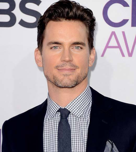People's Choice Awards 2013: The Red Carpet: Matt Bomer