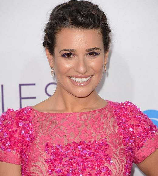 People's Choice Awards 2013: The Red Carpet: Lea Michele