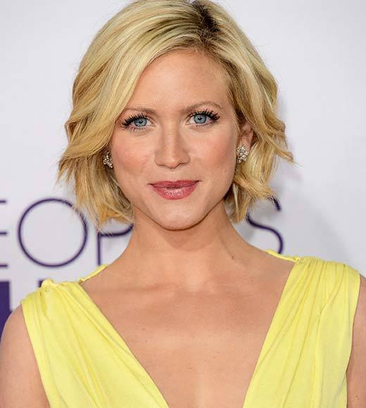 People's Choice Awards 2013: The Red Carpet: Brittany Snow