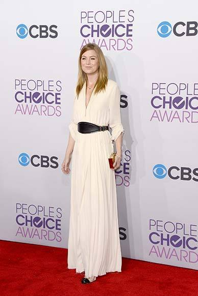 People's Choice Awards 2013: The Red Carpet: Ellen Pompeo