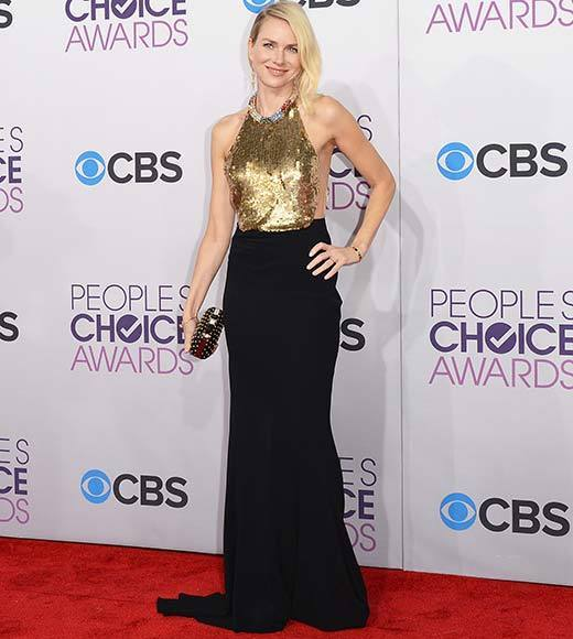 People's Choice Awards 2013: The Red Carpet: Naomi Watts