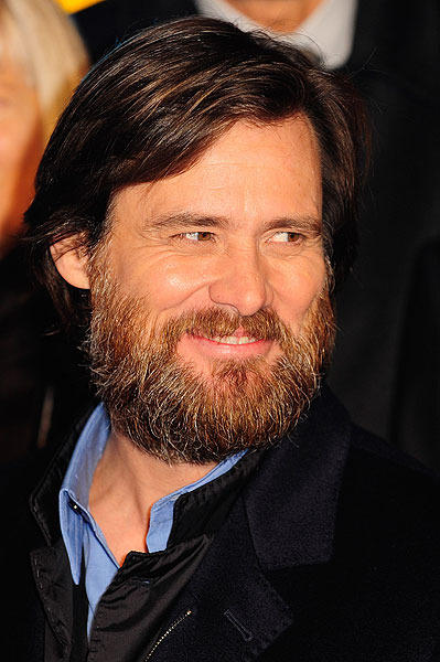 The man with the plastic face turns 49 today.  Happy Birthday Jim Carrey!