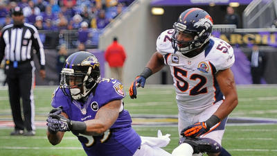 Ravens making adjustments for second meeting with Broncos