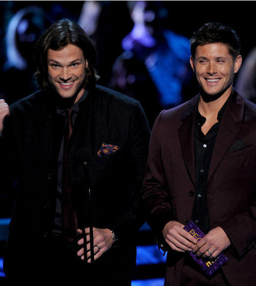 2013 People's Choice Awards: Best and worst moments: Jared Padalecki and Jensen Ackles definitely called each other while planning their Peoples Choice Awards outfits this year. Either that, or they have ESP.   --Carina Adly MacKenzie, Zap2it