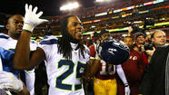 Seahawks DB Richard Sherman does more than talk the talk