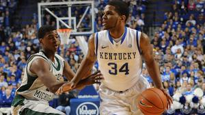 UK Basketball: Mays says Cats making strides, ready for SEC