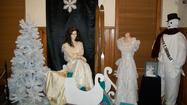 As it does every year, the Dacotah Prairie Museum is displaying a Snow Queen exhibit in conjunction with the South Dakota Snow Queen Festival.