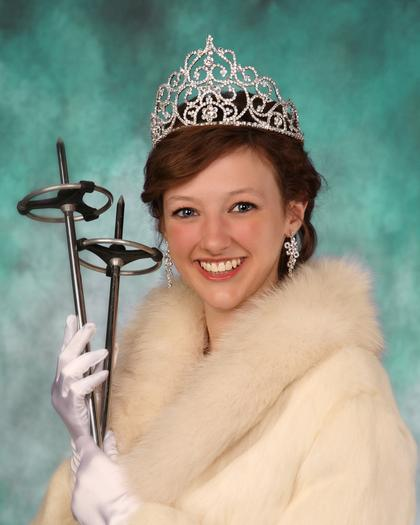 Senior Snow Queen