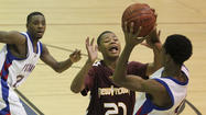 Lansdowne vs. New Town Boys Basketball [Pictures]