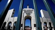 All nine members of the Legislature's black caucus are urging state officials to scrap parts of a deal that would allow USC to run the Los Angeles Memorial Coliseum.