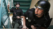 Photo Gallery: Glendale PD hostage training at GCC