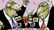 AIG and big banks are the 'Takers' taking from the rest of us