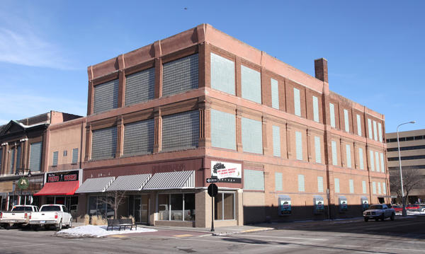For the building at 317 S. Main St., the Aberdeen Downtown Association is happy with plans for remodeling and sees potential for its future.