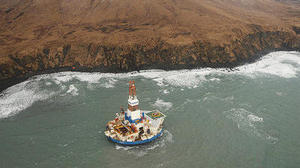 Kulluk Incident Sparks Concern from Interior Secretary, Greenpeace, Kodiak Residents