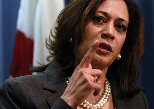 California Atty. Gen. Kamala Harris