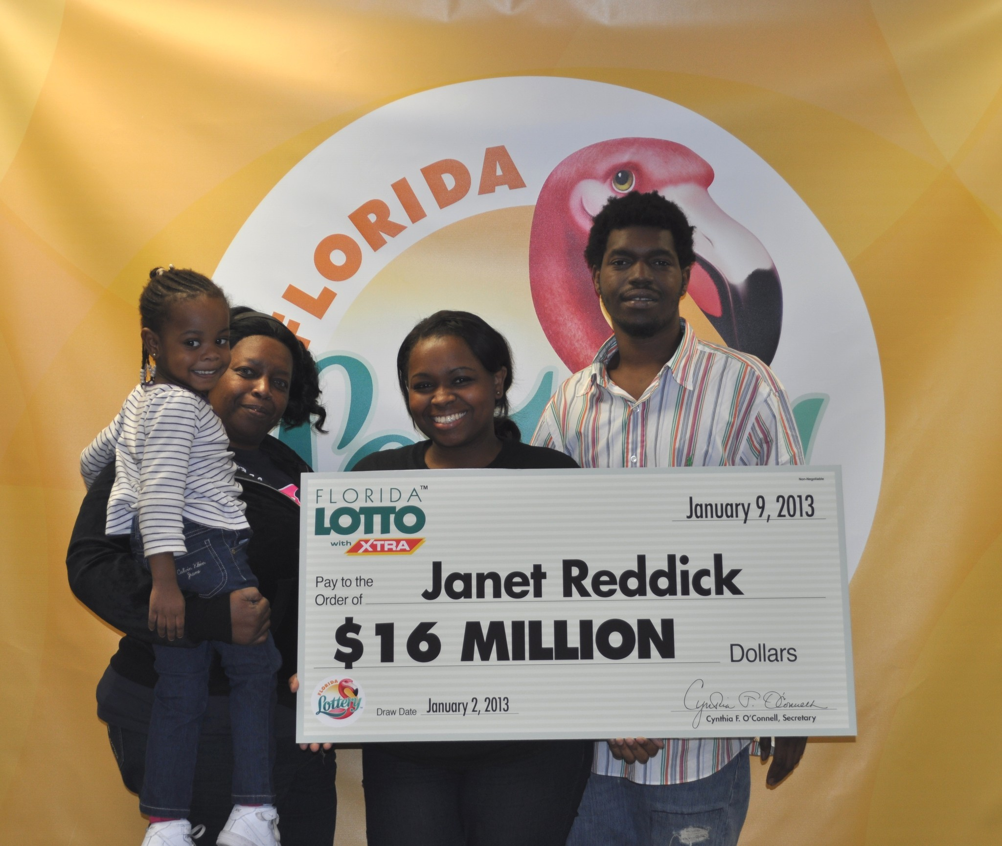 Florida Lottery winners, Miami