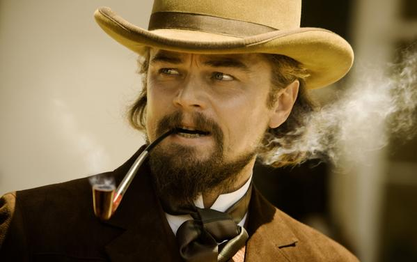 "Leonardo DiCaprio channeled his inner psychopath to play Calvin Candie, the villainous plantation owner in Quentin Tarantino's ""Django Unchained,"" but it wasn't enough to boost him over the five other actors (all previous Oscar winners) in the supporting actor category."