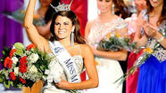 Miss Maryland wins preliminary competition at Miss America pageant