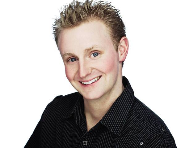 Lucas Bohr, a comedian, is set to perform in Hayes on Jan. 12, 2013.