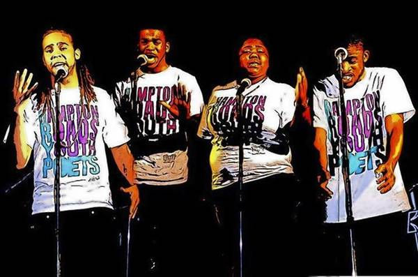 Hampton Roads Youth Poets are scheduled to be part of a celebration of the 150th anniversary of the Emancipation Proclamation in Newport News.
