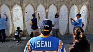 Junior Seau had brain disease at time of suicide, tests show