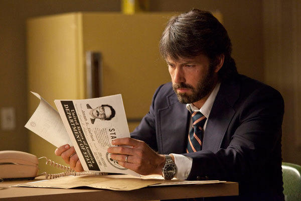 "Actor Ben Affleck is shown in a scene from the film ""Argo"" in this publicity photo."
