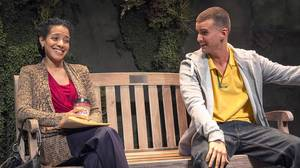 Hartford's 'Water By The Spoonful' Opens Off-Broadway