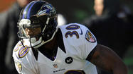 Ravens' Bernard Pierce, Vonta Leach return to practice Thursday