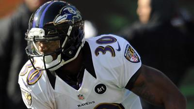 Ravens' Bernard Pierce, Vonta Leach return to practice Thursday