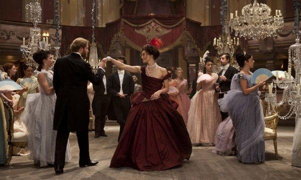"Cinematographer Seamus McGarvey was nominated for an Oscar for his work on the movie adaptation of ""Anna Karenina."""