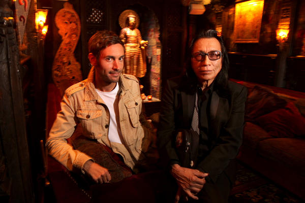 "<i>Above: Malik Bendjelloul, left, musician Rodriguez</i><br><br>  ""It is a true and surrealistic honor to realize 'Searching for Sugar Man' has been nominated for an Oscar.  Being from Sweden, the Oscars were like a far-fetched fantasy you heard about growing up as a kid — something only one could dream of.  The story of Rodriguez is unlike any I have ever known, and I am beyond grateful for the opportunity to share his incredible journey with audiences worldwide. Thank you to the academy, to Sony Pictures Classics and to all those whose efforts and passions made this possible."""