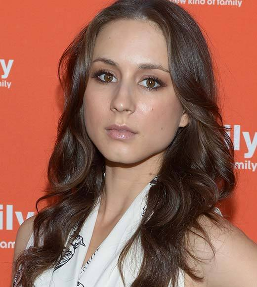 Overheard at 2013 Winter TV Press Tour: So Im really looking forward to prom. -- Pretty Little Liars star Troian Bellisario, noting that three seasons have only covered one year on the show