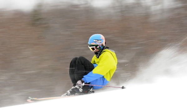 "At Mount Southington, the First Time package includes an hour-and-a-half skiing or snowboarding lesson and access to the beginner chair and conveyor lift, as well as equipment rental for $67 (nights) or $77 (days). Active military (with ID) get an 8-hour flex ticket for $35 or a night ticket for $25. Information: <a href=""http://www.mountsouthington.com"">www.mountsouthington.com</a> or 860-628-0954."