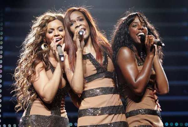 Destiny's Child -- Beyonce, left, Michelle Williams and Kelly Rowland -- have a new track on a compilation due out Jan. 29.