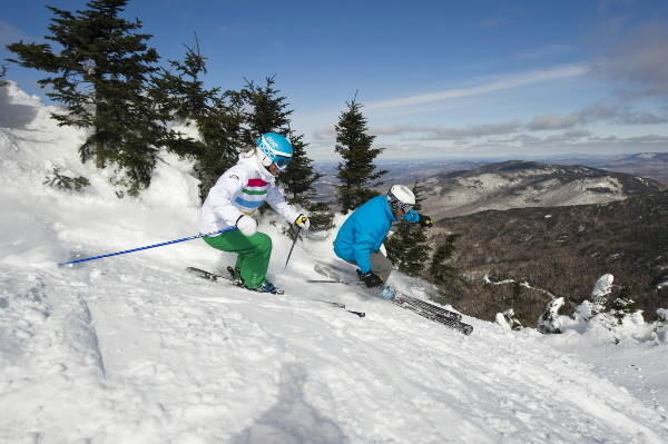 "Smugglers' Notch Resort in Vermont has weekday specials. On Business Mondays, drop your business card at the ticket booth and get $15 off an adult full-day 3-mountain lift ticket. On Women's Wild Wednesdays, women get full-day, three-mountain lift tickets for half-price and moms get 50 percent off full-day childcare. On Thursdays, college students pay $29 for a full-day, three-mountain ticket (valid ID required). Information: <a href=""http://www.smuggs.com/"">www.smuggs.com</a> or 802-644-8851."