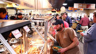 Golden Corral opens at Lehigh Valley Mall